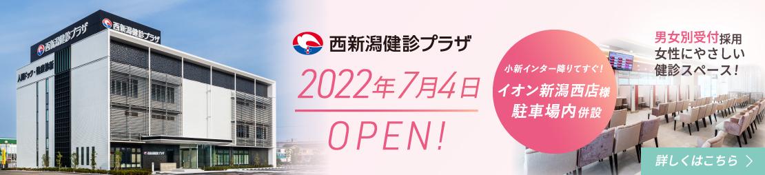 西新潟検健診プラザ(仮称)
